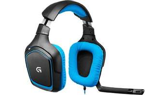 Logitech G430 Surround Sound Gaming Headset - £39.95 with free Delivery @ Amazon