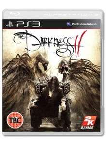 The-Darkness-2-Limited Edition -  £4.85 @ SimplyGames (PS3 version)