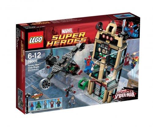 Lego Super Heroes 76005 Spider-Man Daily Bugle Showdown £26.66 @ Amazon.co.uk
