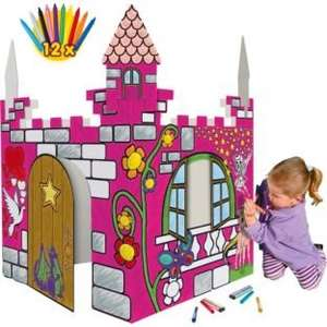 Chad Valley Colour in Castle Drawing Set £4.99 @ Argos