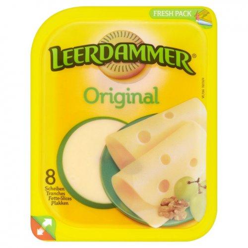 Leerdammer Original / Light Slices (8 Pack - 160g) - £1.29 @ Morrisons = 89p Via The Shopitize Cashback App...