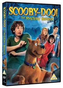 Scooby Doo: The Mystery Begins (DVD) 99p Delivered @ Base