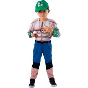 WWE John Cena Dress Up Outfit - 5 - 6 Years ARGOS now £4.99 was £19.99