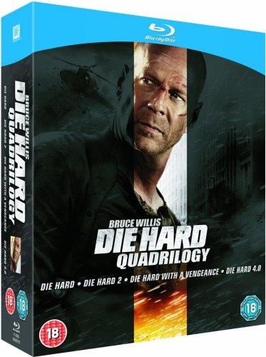 Die hard BLU-RAY boxset £8.98 at play/zoverstocks