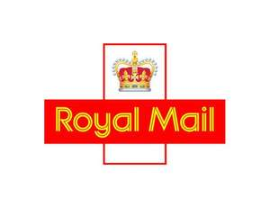 Royal Mail Monitoring and Posting Panel - Free Stamps
