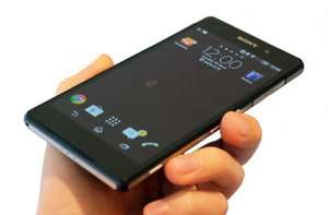 Sony Experia Z2 from Carphone Warehouse, get £100 when you trade in your old phone