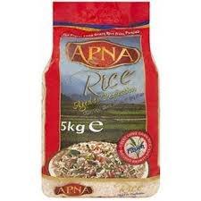 apna basmati rice 5kg for £3 @ Morrisons ONLY in Deepdale, Preston