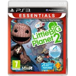 Little Big Planet 2 PS3 - £9.99 @ Argos