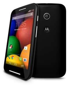 O2 Pay-As-You-Go Motorola Moto E - £79.99 (Online) + FREE urBeats Earphones (RRP. £79.99) - Free Phone? No Top Up Required