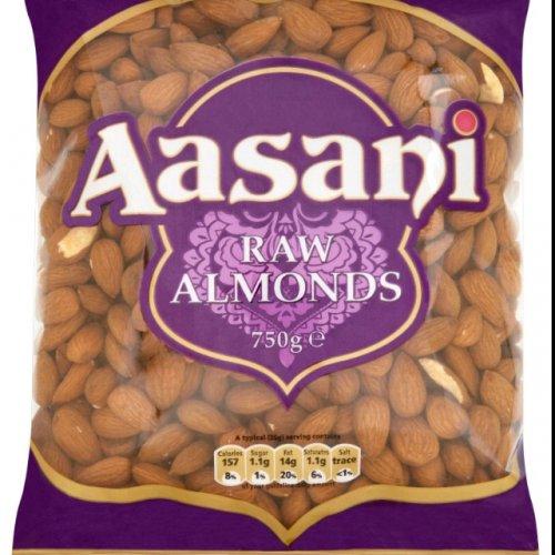 Aasani Almonds 750g for £5.85 @ Tesco