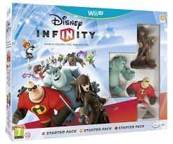 Disney Infinity Starter Packs (3DS, PS3, Wii U, Wii) £20 (Xbox 360) £25 @ John Lewis (use Click & Collect for instore collection)