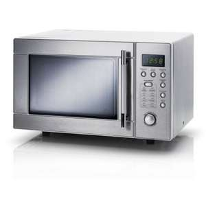 Sainsbury's Stainless Steel 20L 800W Touch Control Microwave £39.99 @ Sainsbury's (Free Click & Collect)