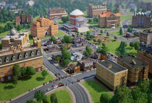 SimCity (2013) £11.25 at GreenManGaming