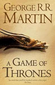 A Game of Thrones (A Song of Ice and Fire, Book 1) £2 in Google Play Store