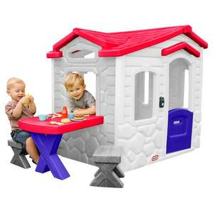 Little Tikes Picnic on the Patio Playhouse £115 delivered at John Lewis