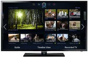 Samsung UE46f5300 smart TV at Sainsbury's only £399.99 down from £579!