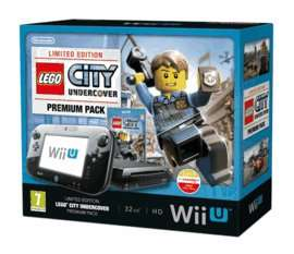 Black Wii U Premium with LEGO City: Undercover £199.99 @ Game