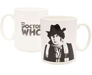 Doctor Who: Classic Tom Baker Mug @ BBC shop £3.59 with code