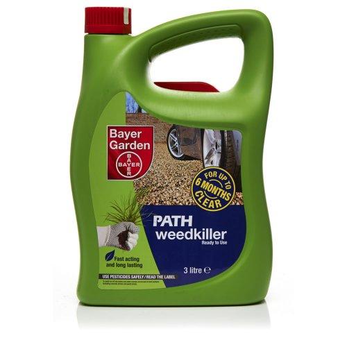 Bayer Path Weedkiller 3 Litre £8 @ Wilko + £5 cashback voucher