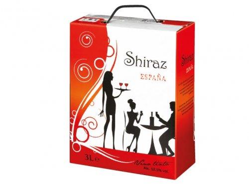 Lidl  Shiraz España Red Wine 3L  £10.99