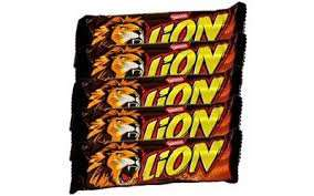 5 Pack of Lion Bars £1.00 at Home Bargains