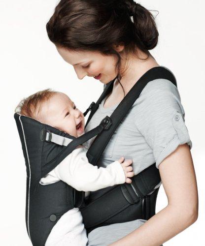 Babybjorn Baby Carrier - Active Black/Silver £50 @ John Lewis