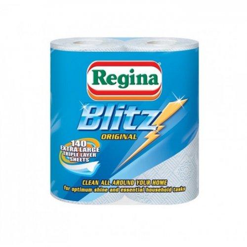 Regina Blitz Twin Pack £1.72 @ Wilko's