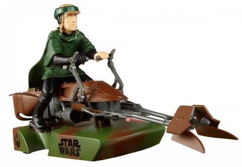 Scalextric C3298 Star Wars Speeder Bike - Luke Skywalker from Duncans Toys Chest Only £10.94