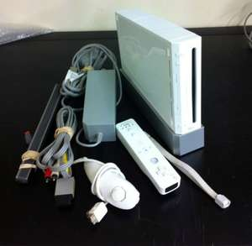 Nintendo Wii console (inc cables, sensor bar, controller etc) £19.99 @ estocks Ebay