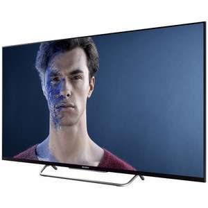 "Sony Bravia KDL42W829 LED HD 1080p 3D Smart TV, 42"" with Freeview HD + 2x 3D Glasses + FREE HT-CT60BT Bluetooth Sound Bar + 5 year guarantee + FREE delivery £574 @ John Lewis"