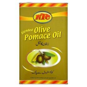 KTC Olive Pomace Oil £6.00 for 5L @ Asda