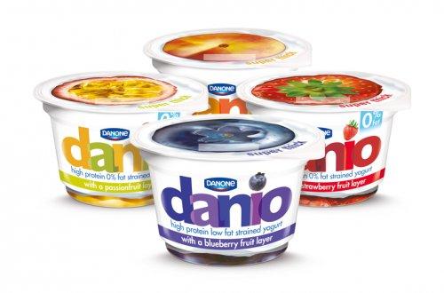 Free Danio Yogurt - Like on facebook