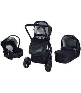Kiddicouture Willz 3 in 1 Travel System (£210 Off) £189.99 @Kiddicare