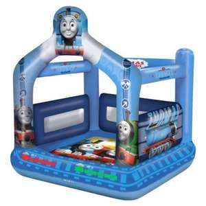 Thomas Bouncy Castle - £25 *** INSTORE ONLY *** @ Sainsburys