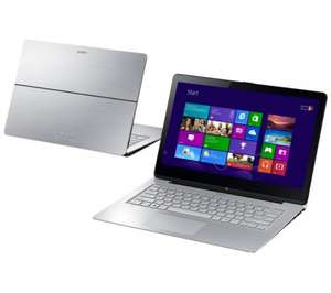 "SONY VAIO Fit 14A Multi-flip 14"" 2 in 1 - Aluminium £699.99 @ PC World"