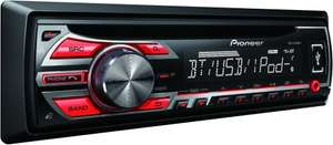 Pioneer DEH-4500BT Car Stereo with Bluetooth, USB, Aux  £50 @ Halfords