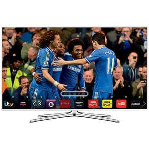 "Samsung UE40H5510 LED HD 1080p Smart TV, 40"" with Freeview HD, White @ John Lewis £399 inc. 5 Year Warranty"