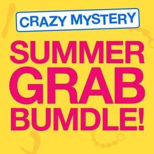 Crazy Mystery Summer Grab Bundle worth  £100 For £40 at love honey
