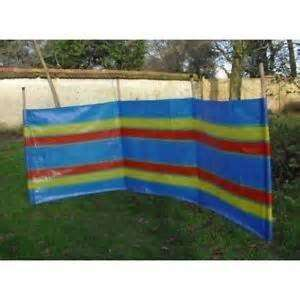 FIve post wind breaker beach/tent/caravan Hols - £7.50 instore @ Morrisons