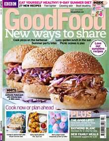 BBC Good Food Magazine £5 for 5 issues - subscription @ BuySubscriptions