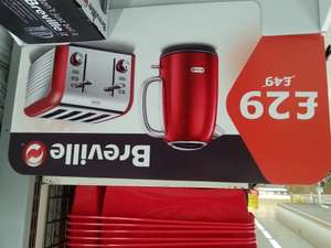 Breville kettle and toaster opula collection £29 each instore at Morrisons