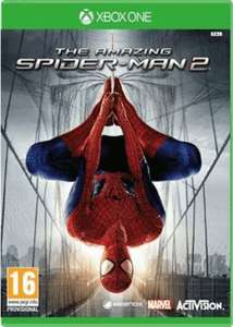 XBOX ONE / PS4 - The Amazing Spider-Man 2 Web Threads Edition £27 @ Game