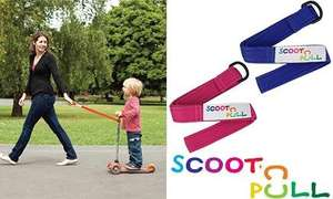 Scoot 'N' Pull, Scooter Accesory, £4 delivered at LittleBird