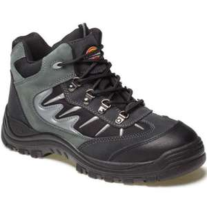 Dickies Storm Work Safety Boots Mens Reduced From £79.99 to £19.95 at Amazon Including Delivery