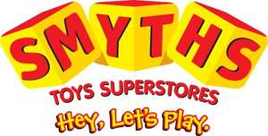 Smyths Toys 20% Off Sale includes selected Lego sets Instore and Online