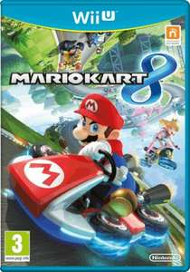 Mario Kart 8 (Wii U) £29.99 ★TODAY ONLY★ @ Game