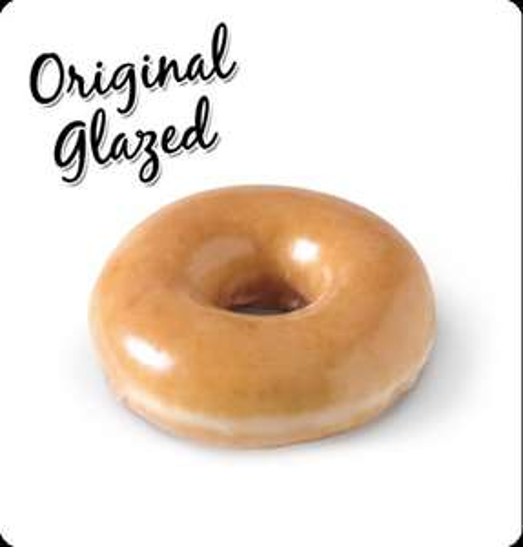 Free Krispy Kreme Original Glazed for US Citizens or if you sing the US National Anthem!!