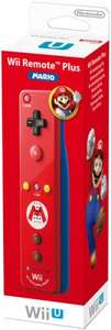 Limited Edition Wii Plus Remotes - Mario and Luigi - 5% Quidco for next 2 days! £29.99 @ Zavvi