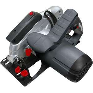 Xtreme 1300W 185mm Circular Saw now £19.99 + Guarantee for 2 years @ Homebase