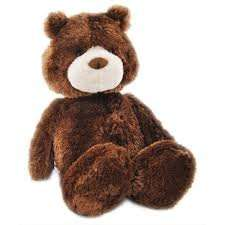 Gund lanky bear  £5.59 With FREE DELIVERY@ The Works till Sunday 6th July 2014